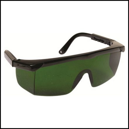 Spectacle Matsafe Tint Black Frame