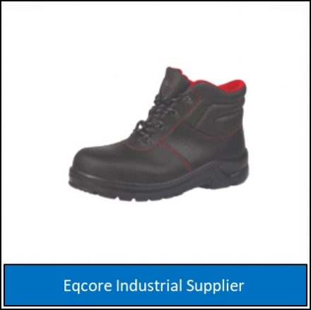 Safety Boot Induna Black Size 8
