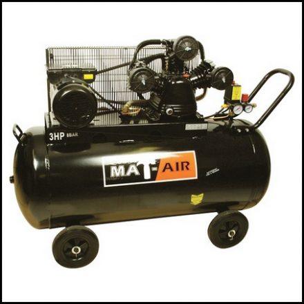 Compressor Mat Air 2 2Kw/3Hp 100L W/Style