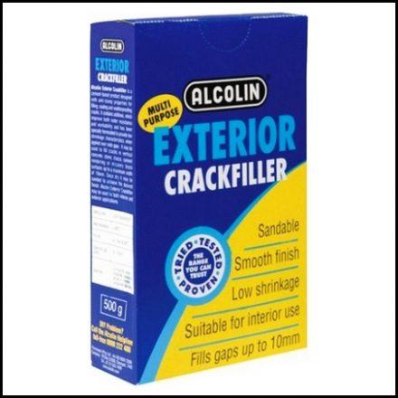 Alcolin Crack Filler Exterior 500G 12