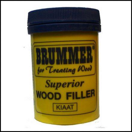 Brummer Wood Filler Int Kiaat 250Gr