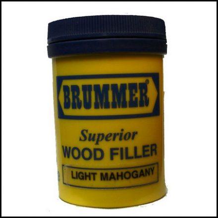 Brummer Wood Filler Int L/Mahogany 250Gr