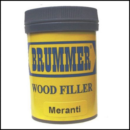 Brummer Wood Filler Int Meranti 250Gr