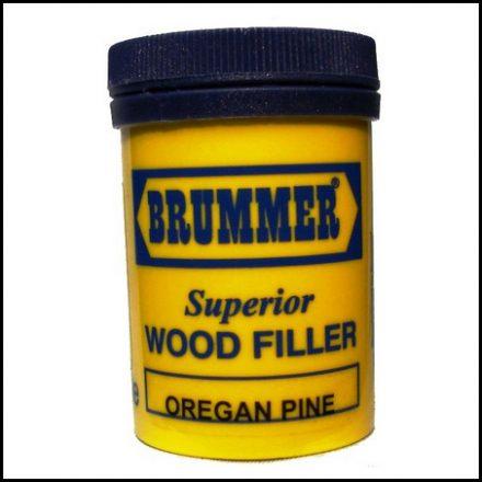 Brummer Wood Filler Int Oregon Pine 250Gr