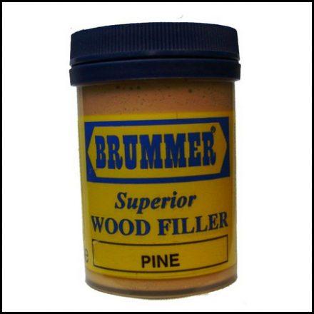 Brummer Wood Filler Int Pine/Natural 250Gr