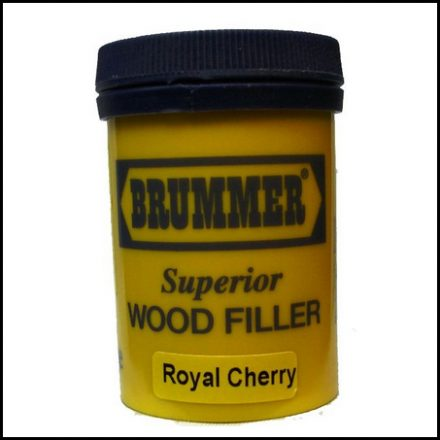 Brummer Wood Filler Int Royale Cherry 250G