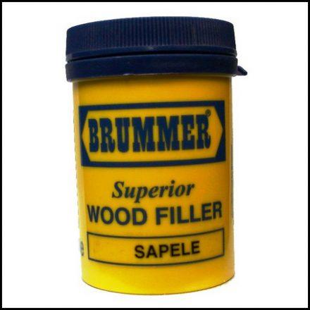 Brummer Wood Filler Int Sapele 250Gr