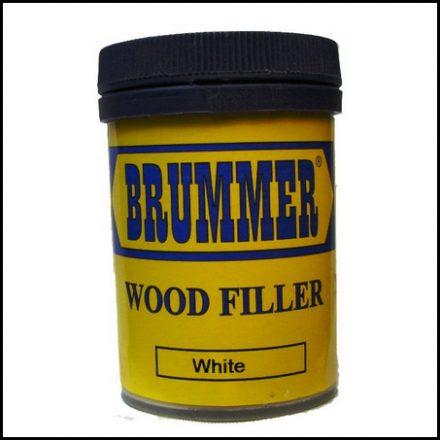Brummer Wood Filler Int White 250Gr