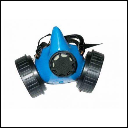 Respirator Double W/O Filter 744D