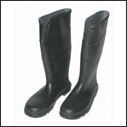 Gumboot Bata Jobber Black Size 06